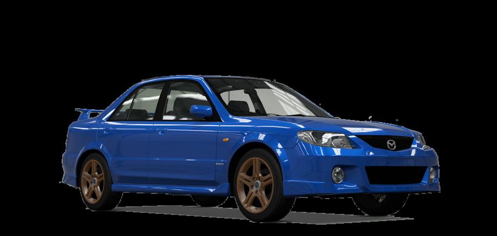 Mazda Mazdaspeed Familia