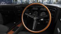 FH3 Ford Falcon 73 Interior