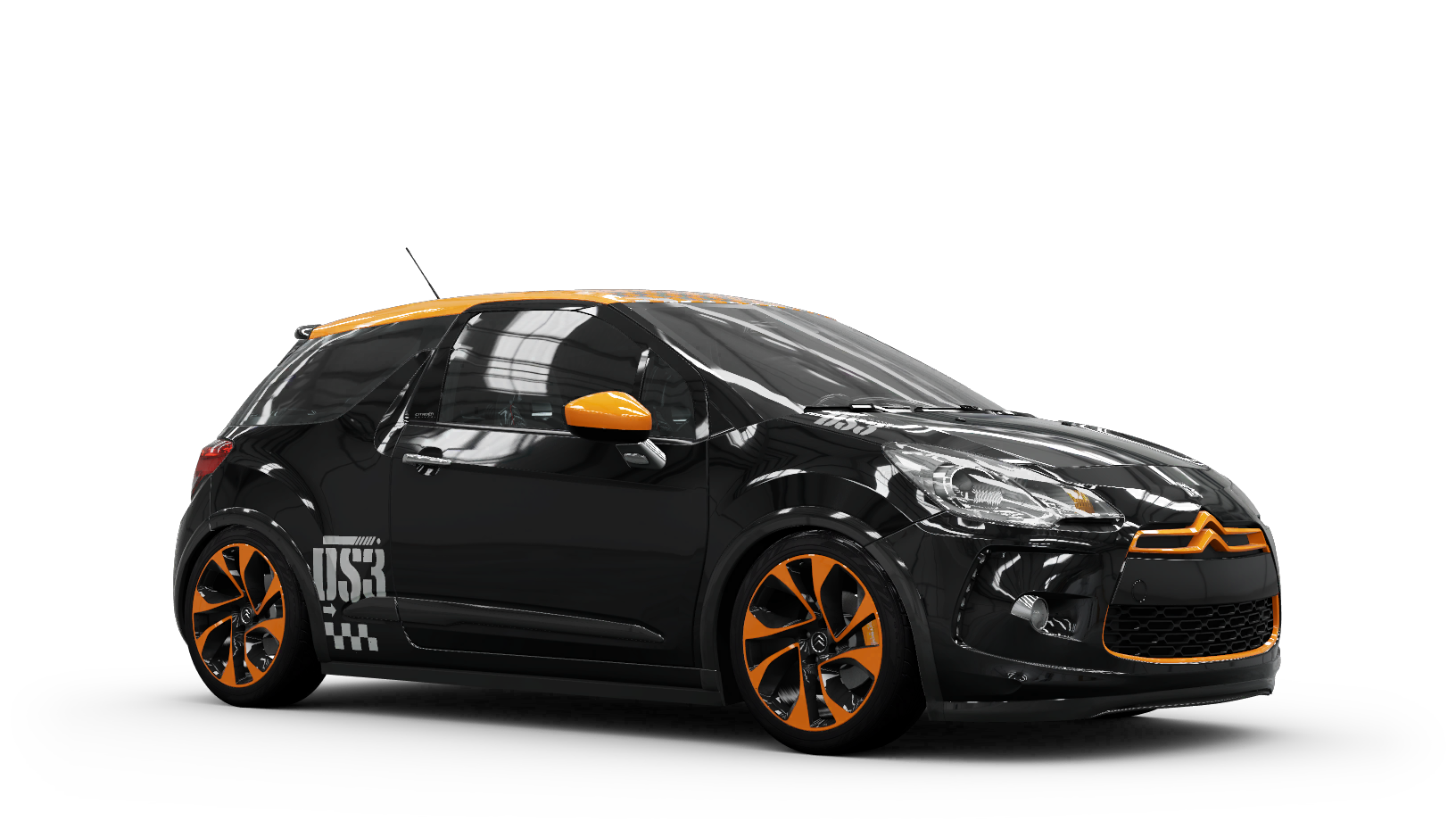 DS Automobiles DS 3 Racing