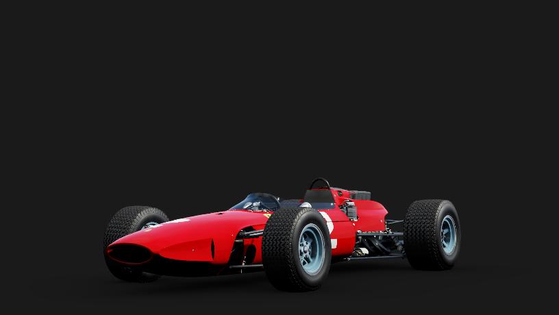 Ferrari F-158 F1