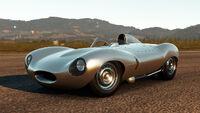 FH2 Jaguar DType
