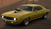 FH3 Camaro 69 HE Front