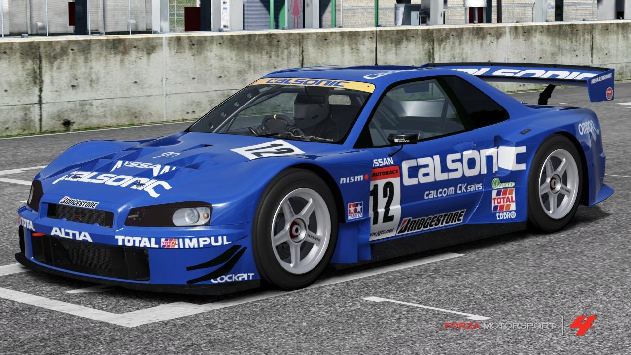Nissan Skyline (GT500)