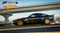 FM7 Hot Wheels Ford Mustang Official