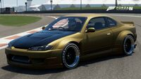 FM7 Nissan Silvia 00 FE Front