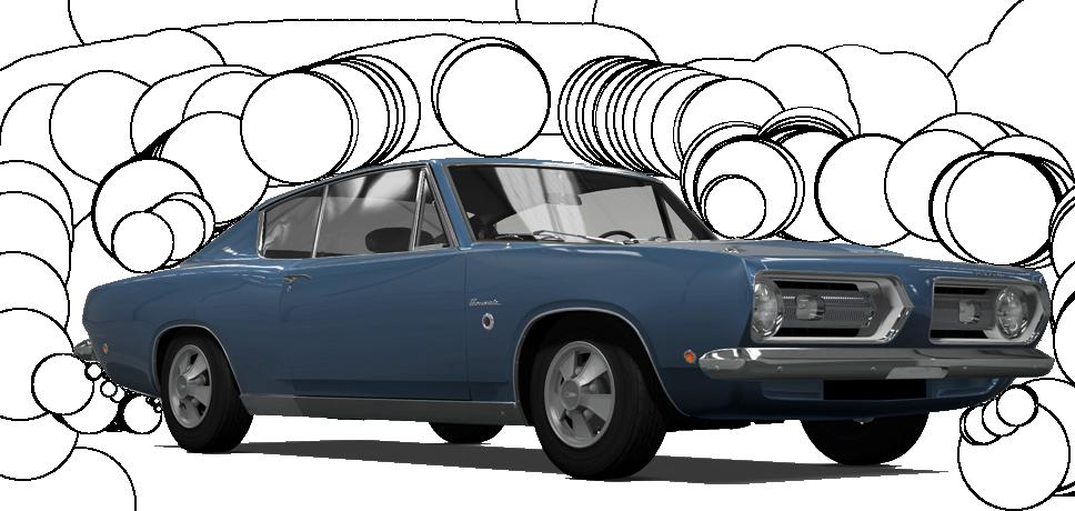 Plymouth Barracuda Formula-S