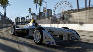 The Renault Spark SRT01_E in Forza Motorsport 5