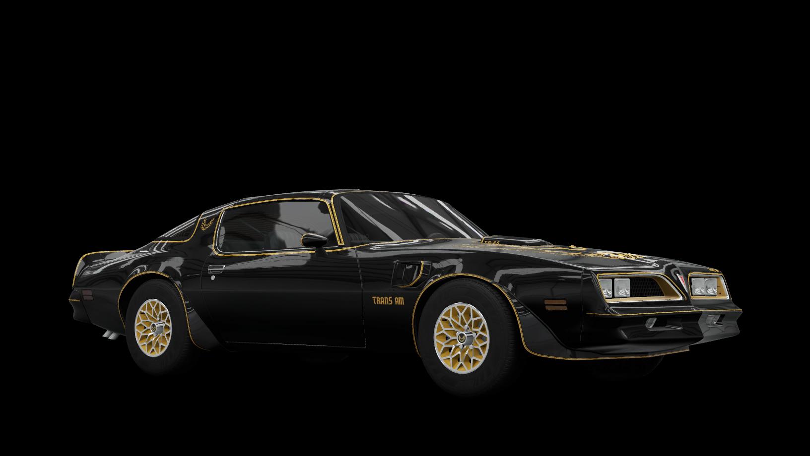 Pontiac Firebird Trans Am (1977)