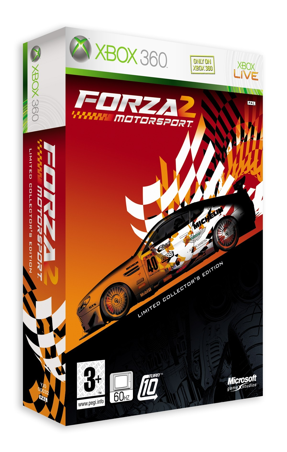 Forza Motorsport 2/Limited Collector's Edition