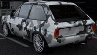 FM7 Ford Fiesta 81 FE Rear