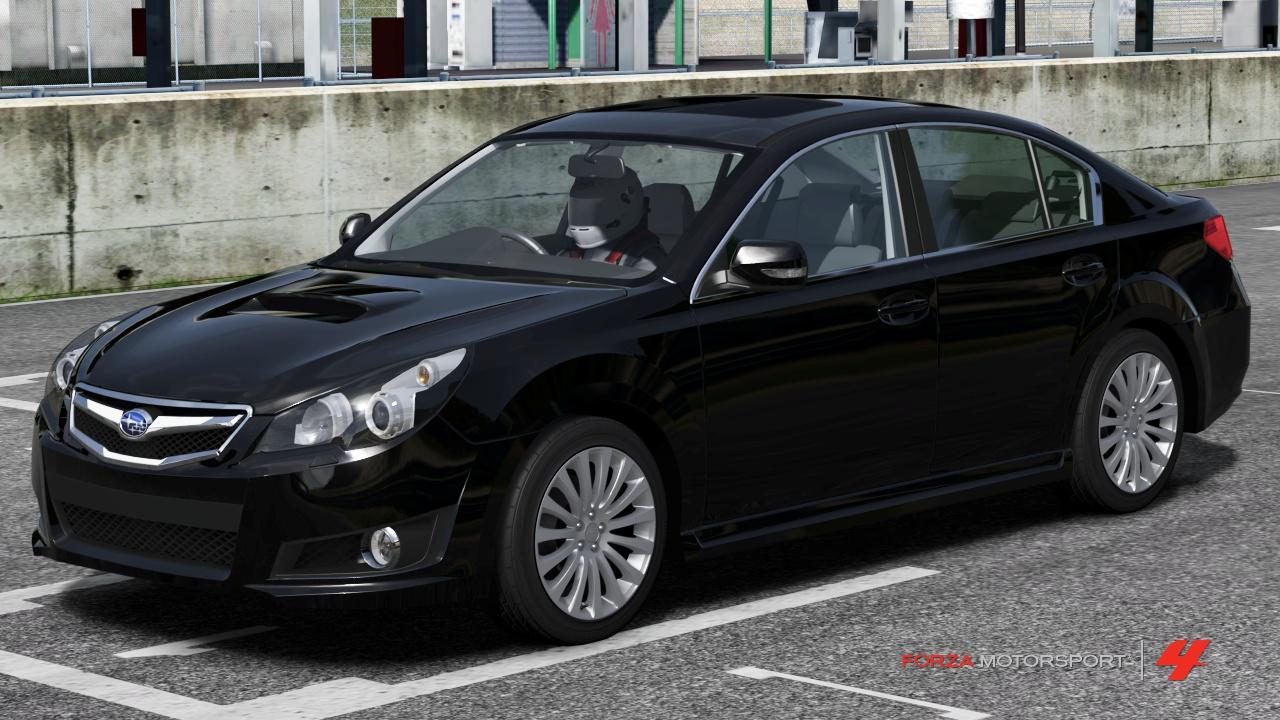 Subaru Legacy B4 2.5 GT