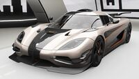 FH4 Koenigsegg One-1 Front
