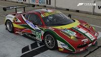FM7 51 Ferrari 458 Front
