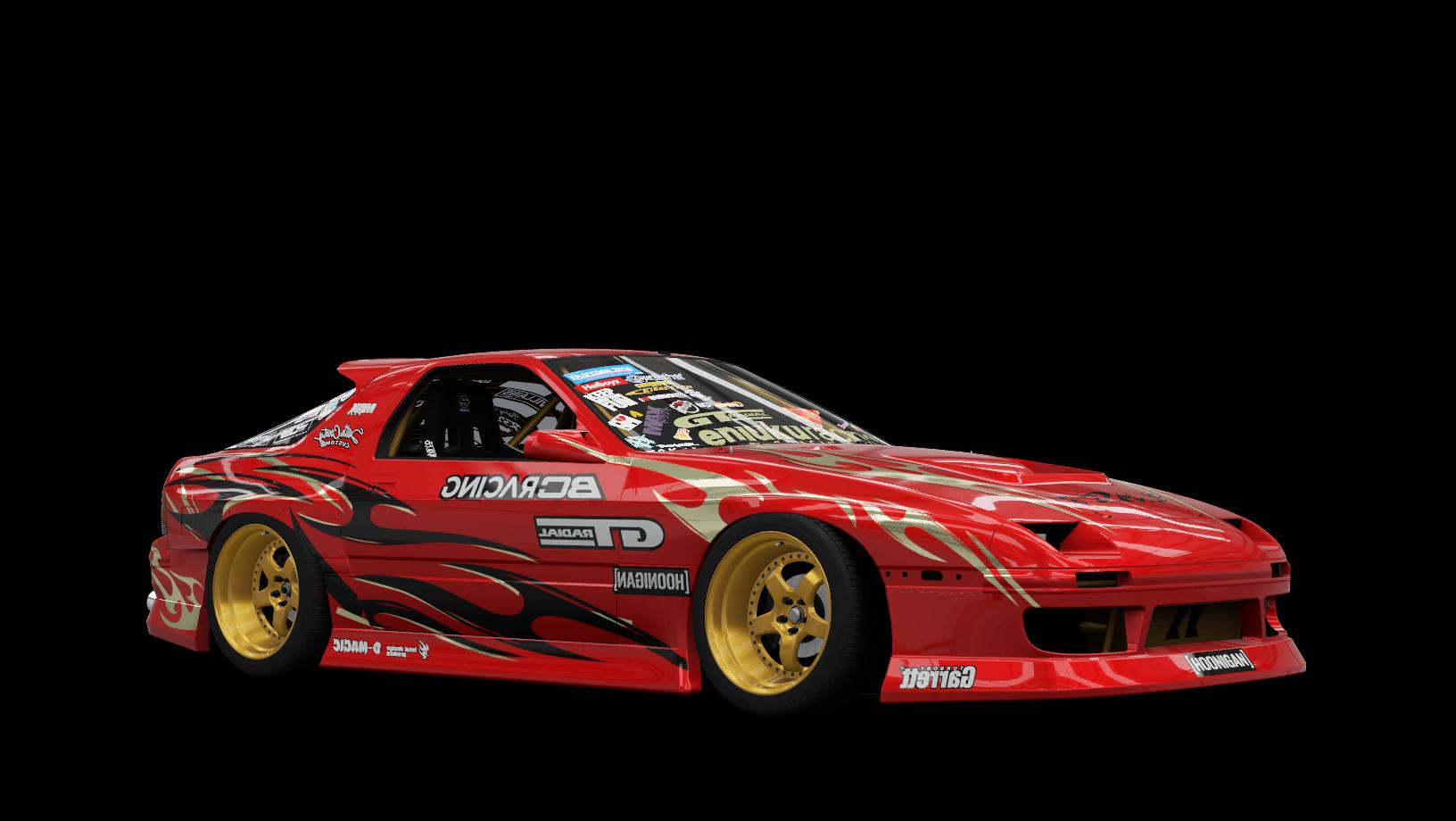 Hoonigan Mazda RX-7 Twerkstallion