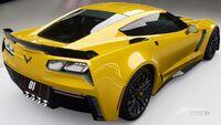 FH4 Corvette 15 Rear