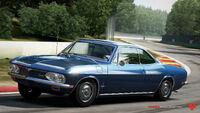 FM4 Chevrolet Corvair Monza