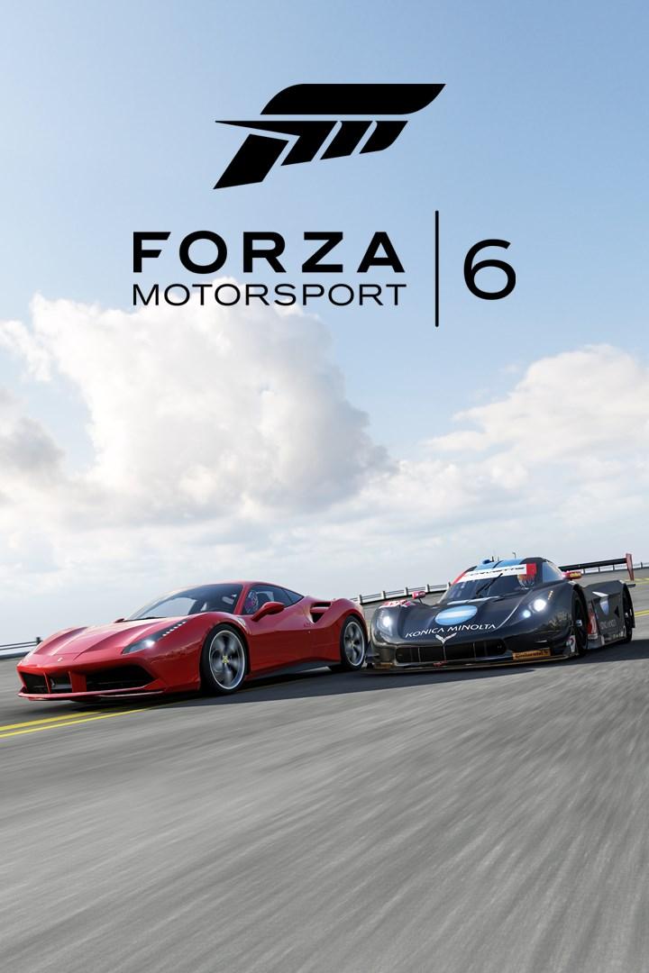 Forza Motorsport 6/Meguiar's Car Pack