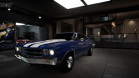 FS Chevy Chevelle 70 Front
