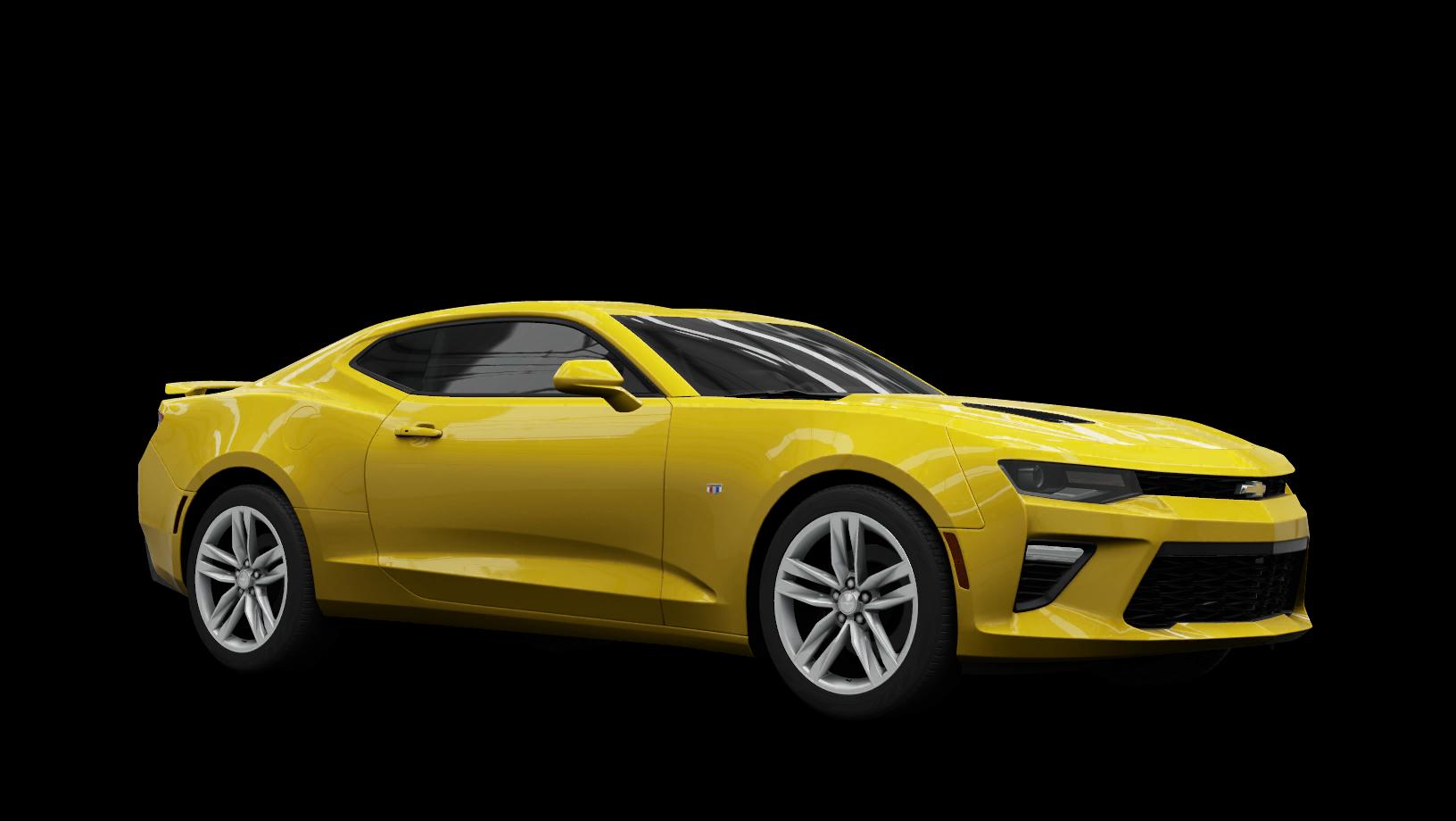 Chevrolet Camaro Super Sport (2016)