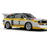 Audi 2 Audi Sport quattro S1
