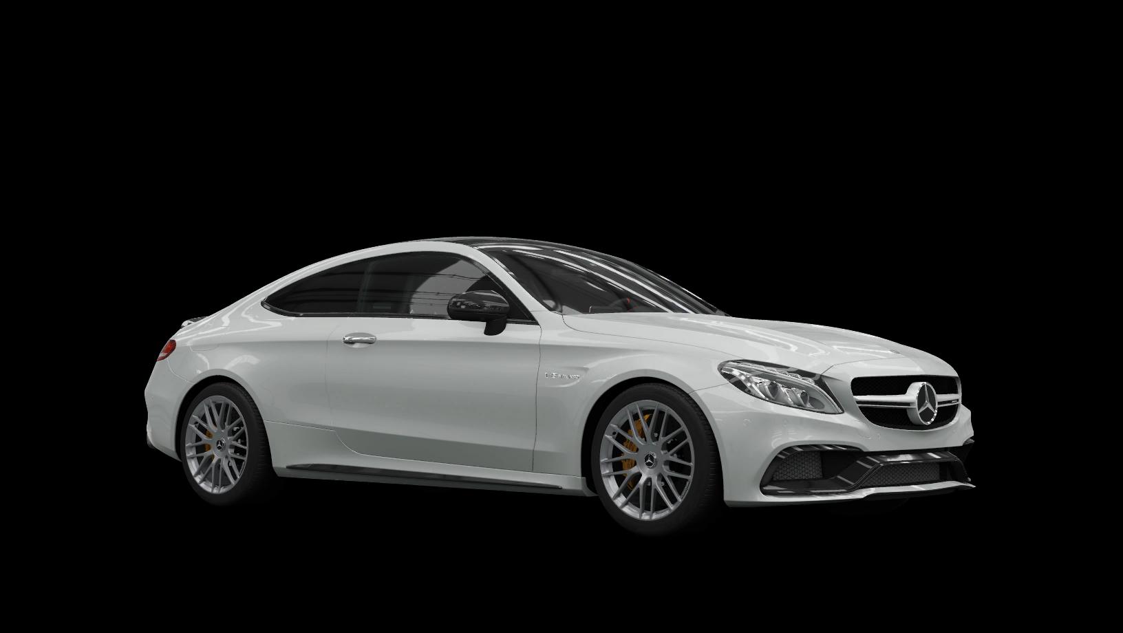 Mercedes-AMG C 63 S Coupé
