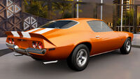 FH3 Chevrolet CamaroZ28-1970 Rear