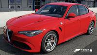 FM7 Alfa Giulia 17 Front
