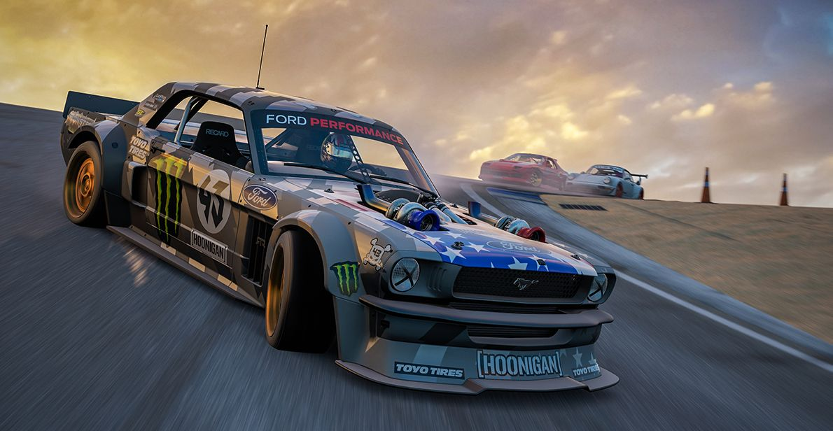Forza Motorsport 7/Hoonigan Car Pack