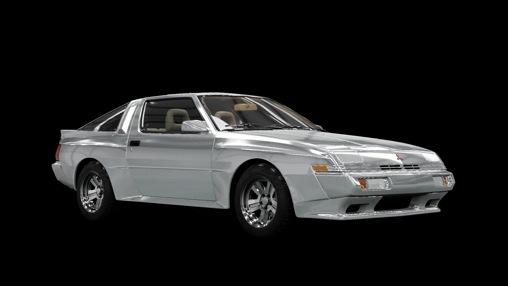 Mitsubishi Starion ESI-R