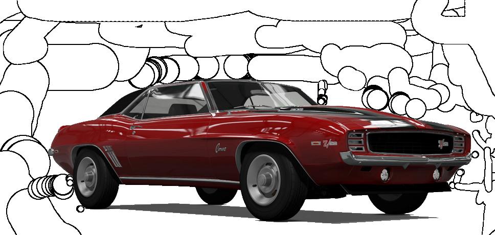 Chevrolet Camaro Z28 (1969)