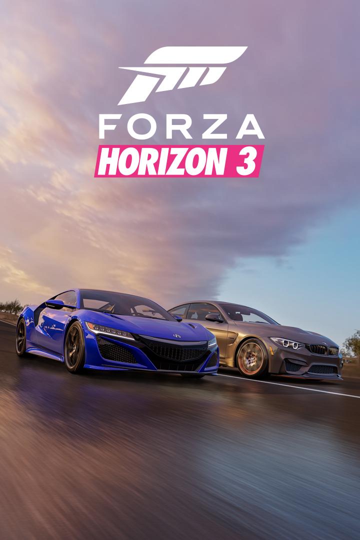 Forza Horizon 3/Alpinestars Car Pack