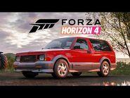 Forza Horizon 4 - Series 28 - 1993 GMC Typhoon