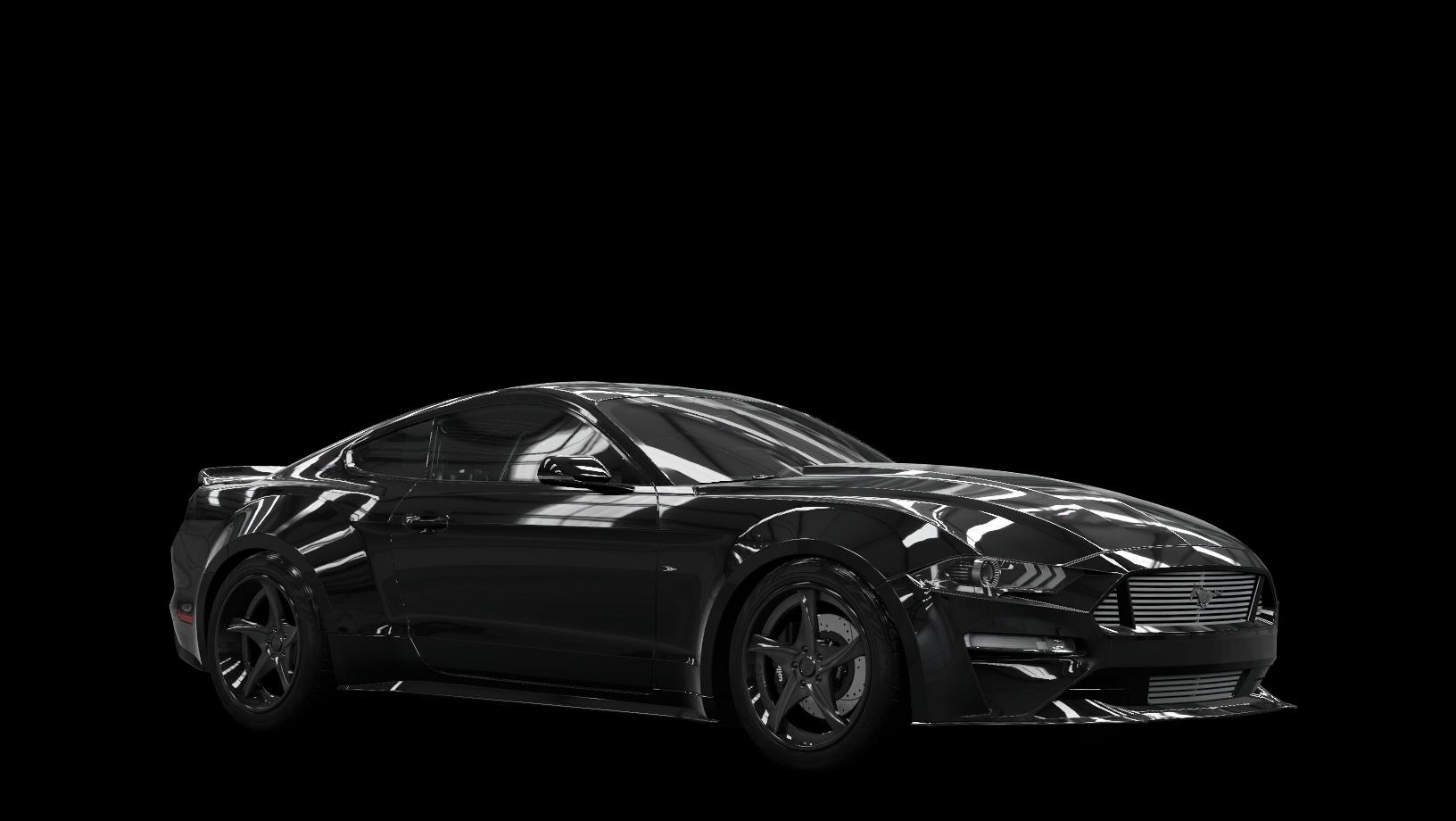 Ford Mustang GT DeBerti Design