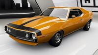 FH4 AMC Javelin Front