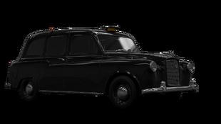 Austin FX4 Taxi in Forza Horizon 4