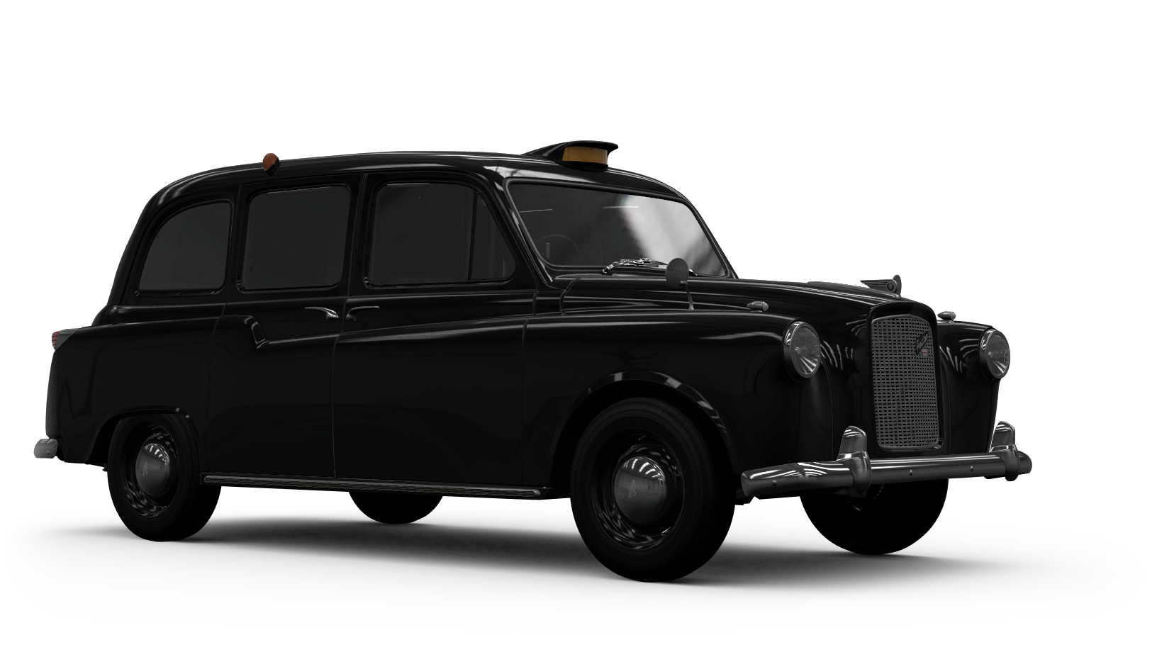 Austin FX4 Taxi