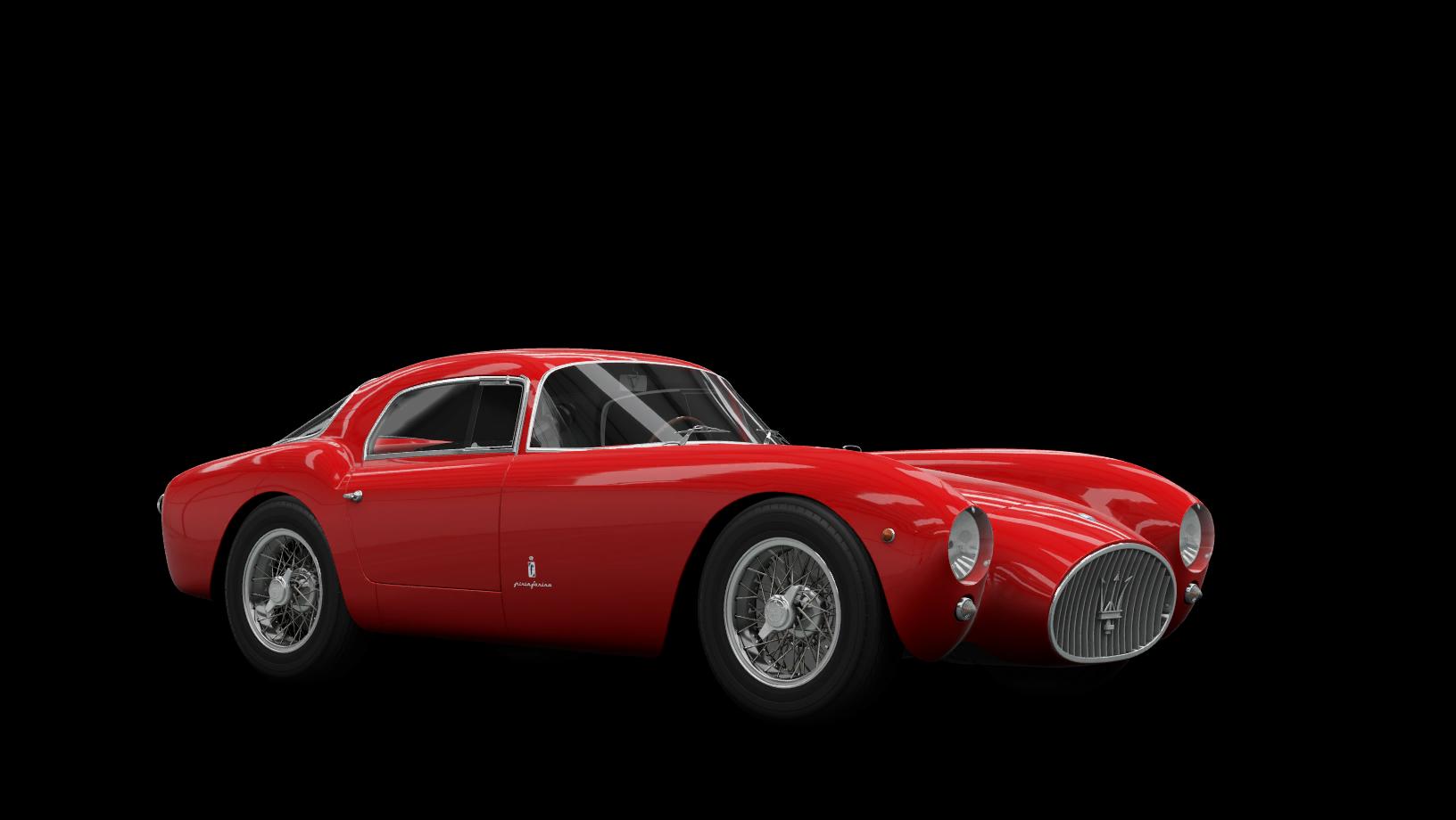 Maserati A6GCS/53 Pininfarina Berlinetta
