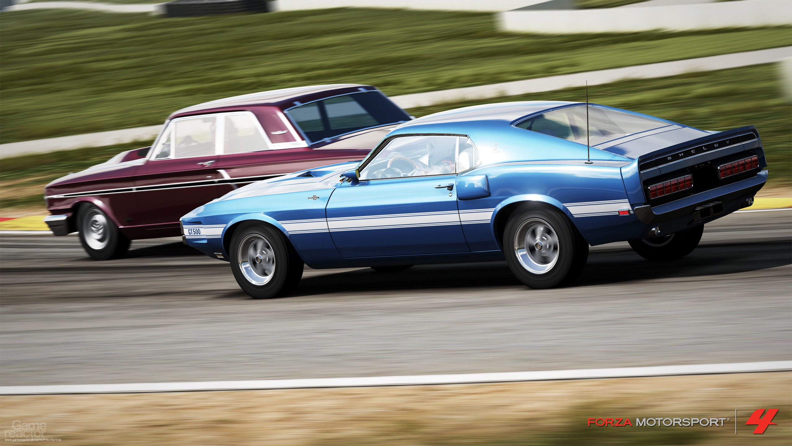 Forza Motorsport 4/American Muscle Car Pack