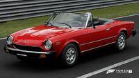 FM7 Fiat 124 Front