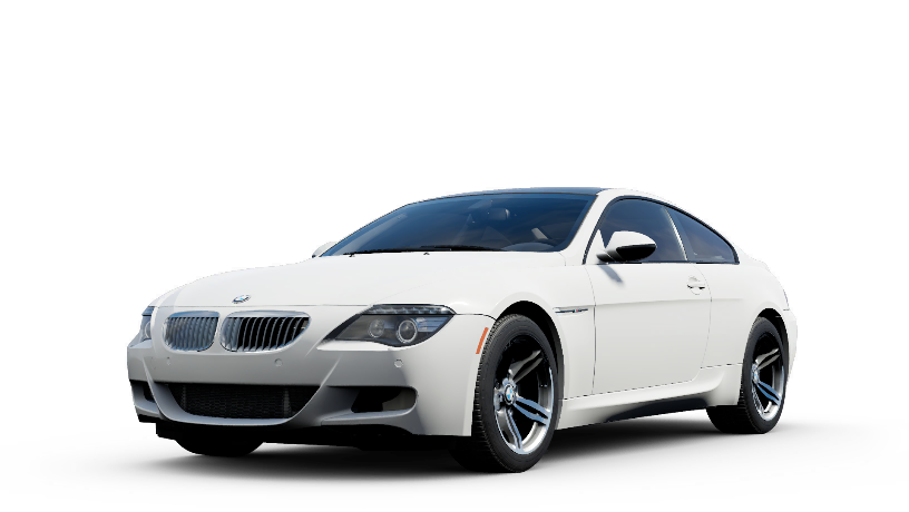 BMW M6 Coupe (2010)