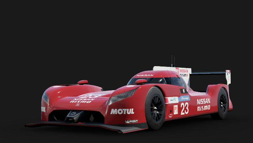 Nissan 23 GT-R LM NISMO