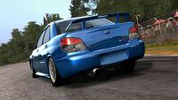 FM2 Subaru Impreza S204 Rear