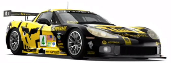 Chevrolet 4 Corvette Racing C6.R