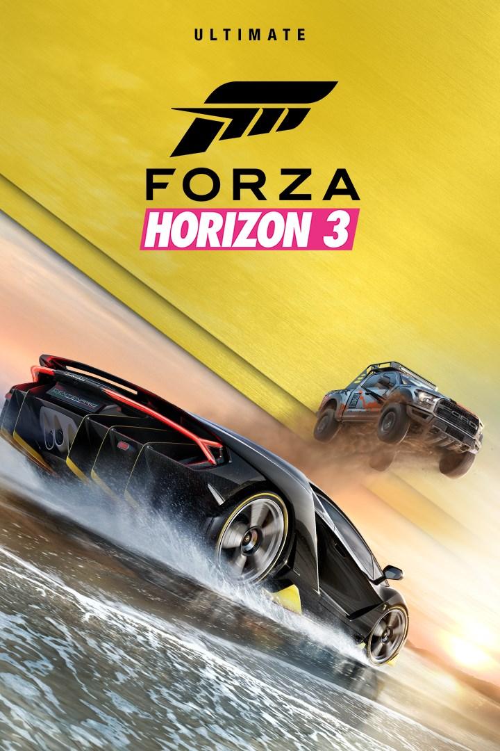 Forza Horizon 3/Ultimate Edition