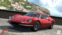 FM3 Ferrari Dino