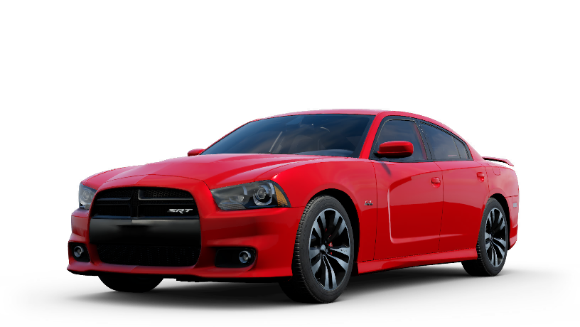Dodge Charger SRT8 (2012)