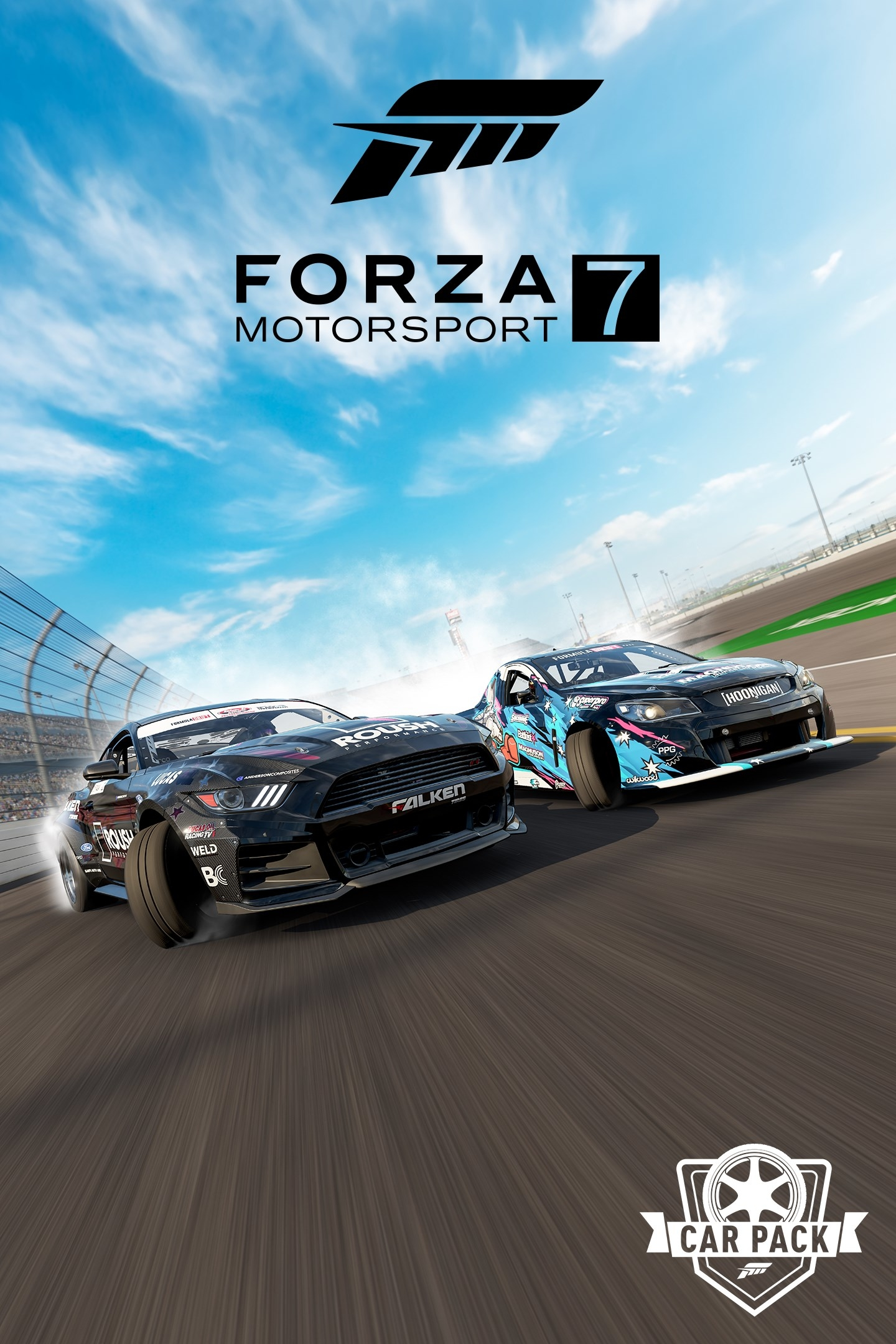 Forza Motorsport 7/Formula Drift Car Pack