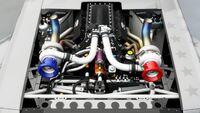 FH3 Hoonigan Mustang Engine