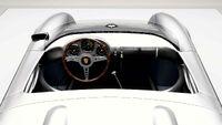 FH4 Porsche 550 Interior