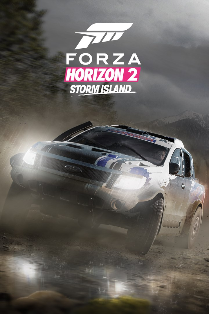 Forza Horizon 2/Storm Island Expansion
